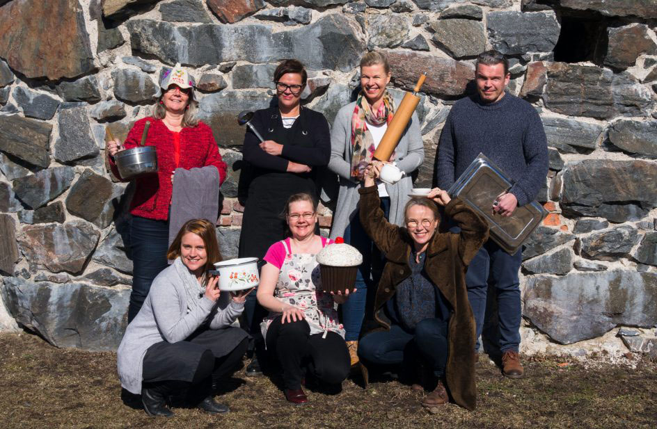Link to event Cancelled: Suomenlinna Munchies
