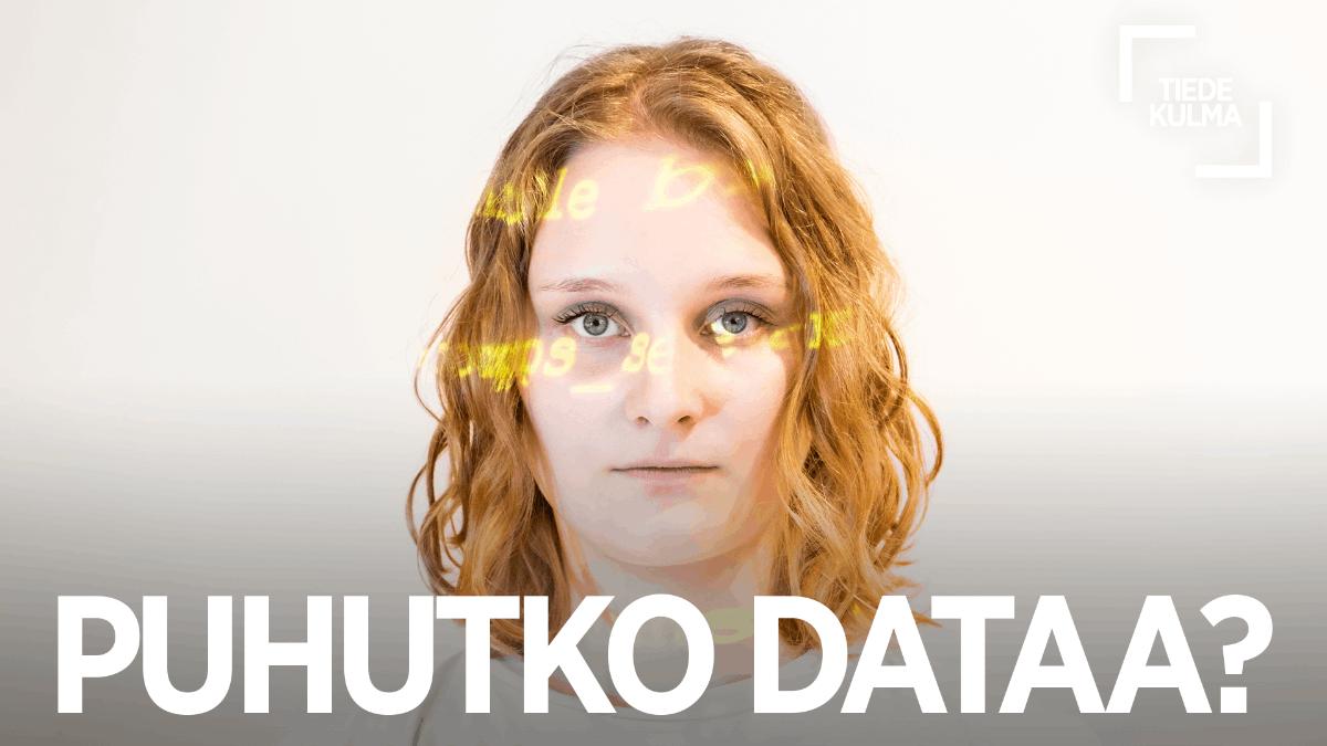 Linkki tapahtumaan Ihmisten tekoäly: Puhutko dataa?