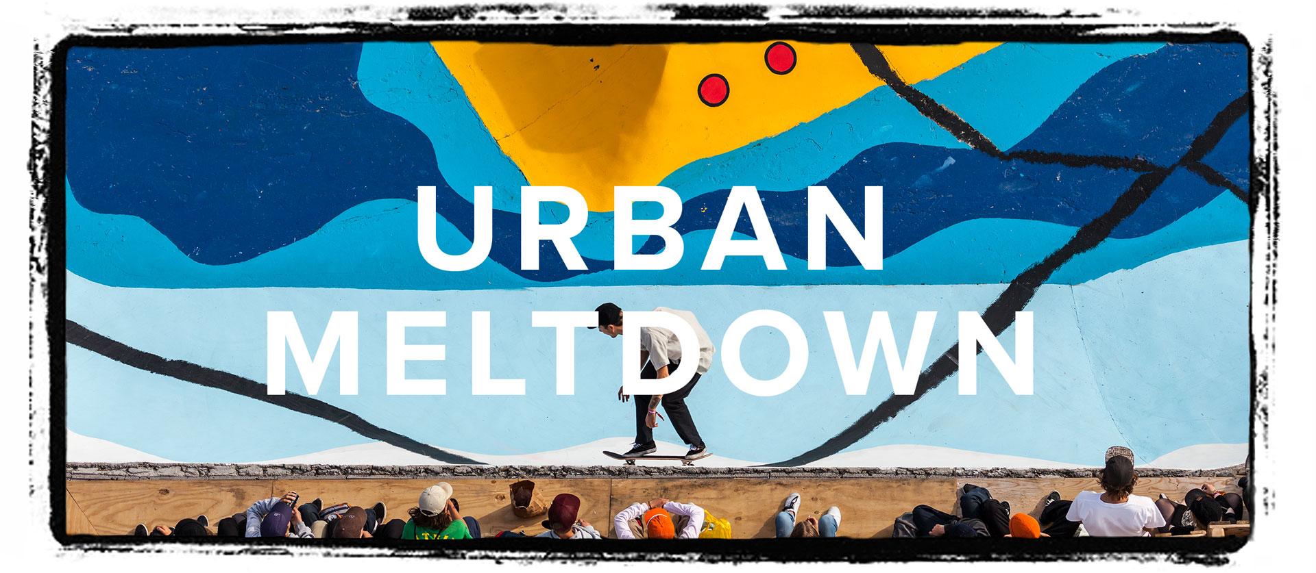Link to event Keke Leppälä: Urban Meltdown