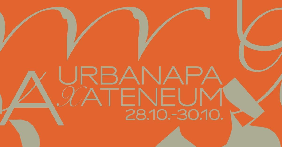 Linkki tapahtumaan UrbanApa x Ateneum 2021