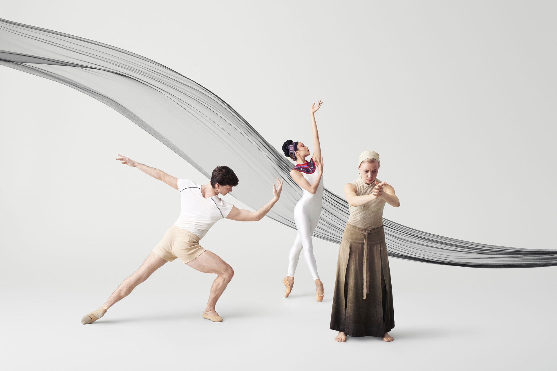 Link to event Cancelled: Triple Bill: World Wide Dance