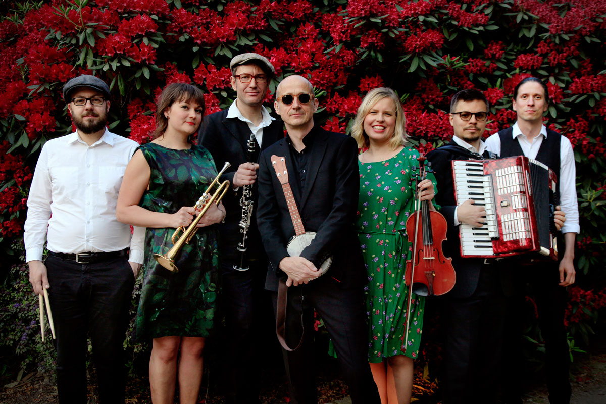 Link to event Vallilan Tango goes Swing