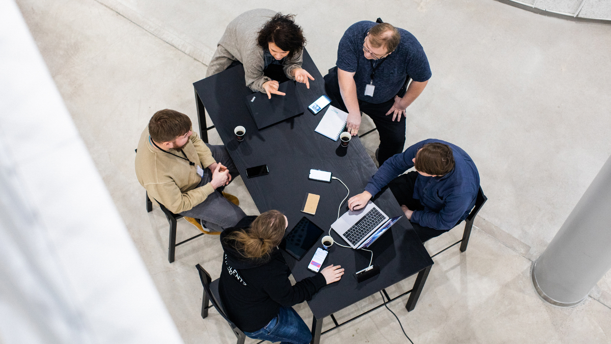 Linkki tapahtumaan Digitalents Helsinki rekrytoi IT-suunnittelijoita
