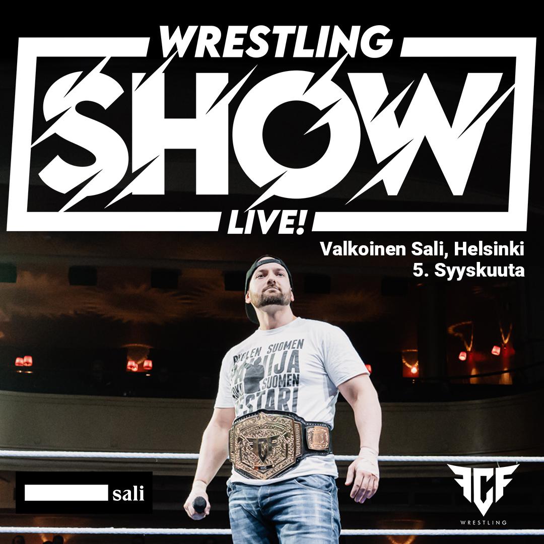 Linkki tapahtumaan Wrestling Show Live!