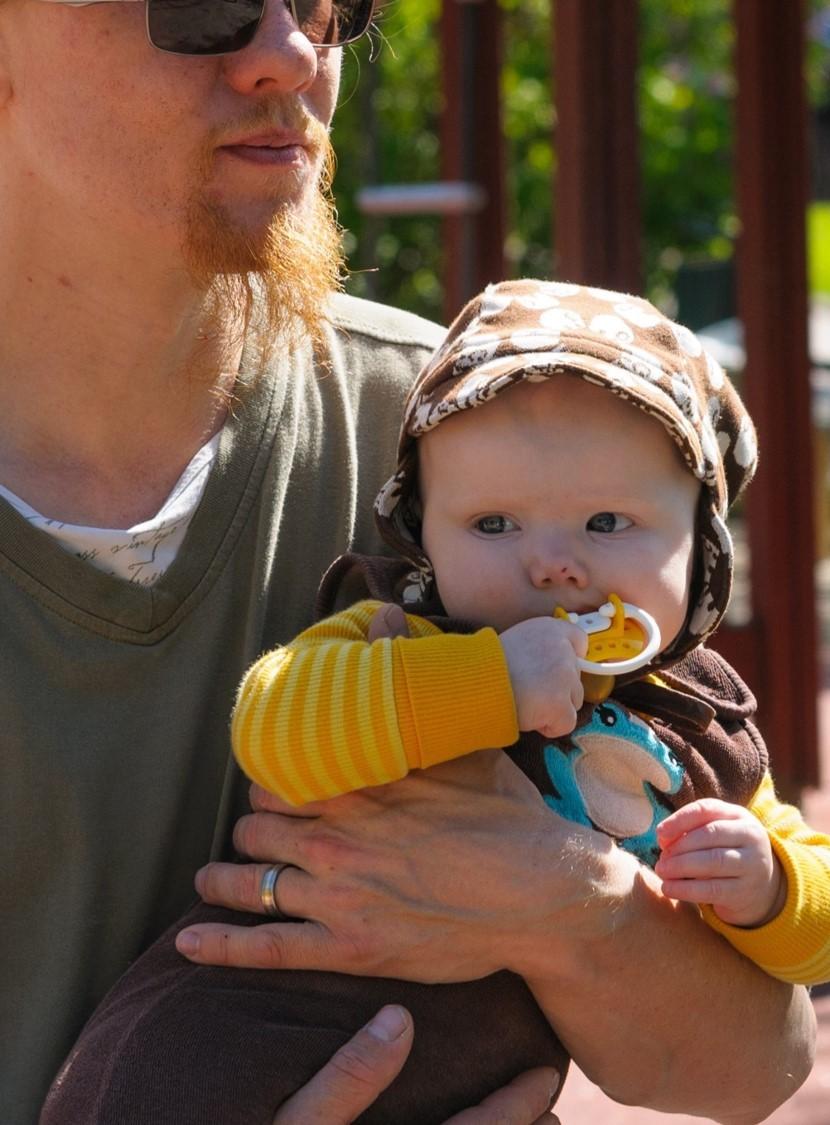 Linkki tapahtumaan Vauvaperhetoiminta: Voimavaroja arkeen – vanhempana oleminen