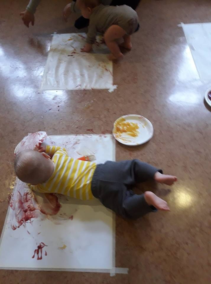 Linkki tapahtumaan PERUUTETTU: Vauva-aamu