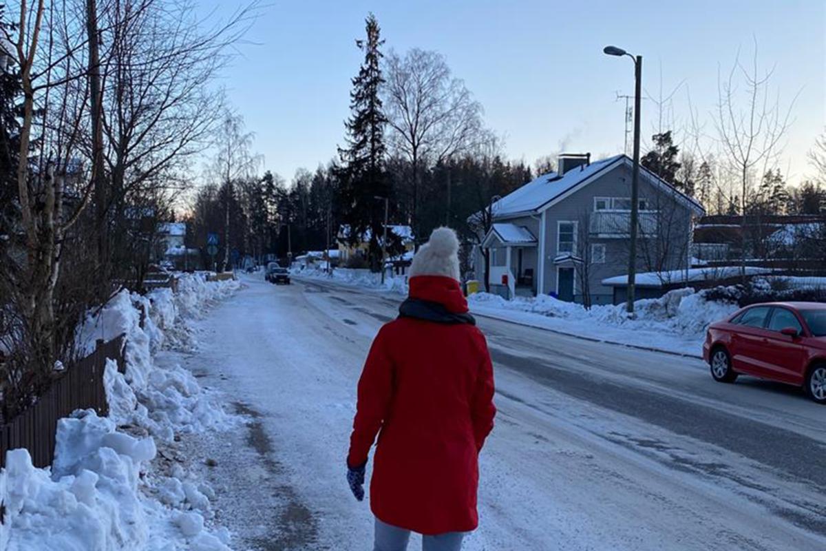 Linkki tapahtumaan Talviloma: Vertsua etsimässä - pelillistetty kaupunkisuunnistus