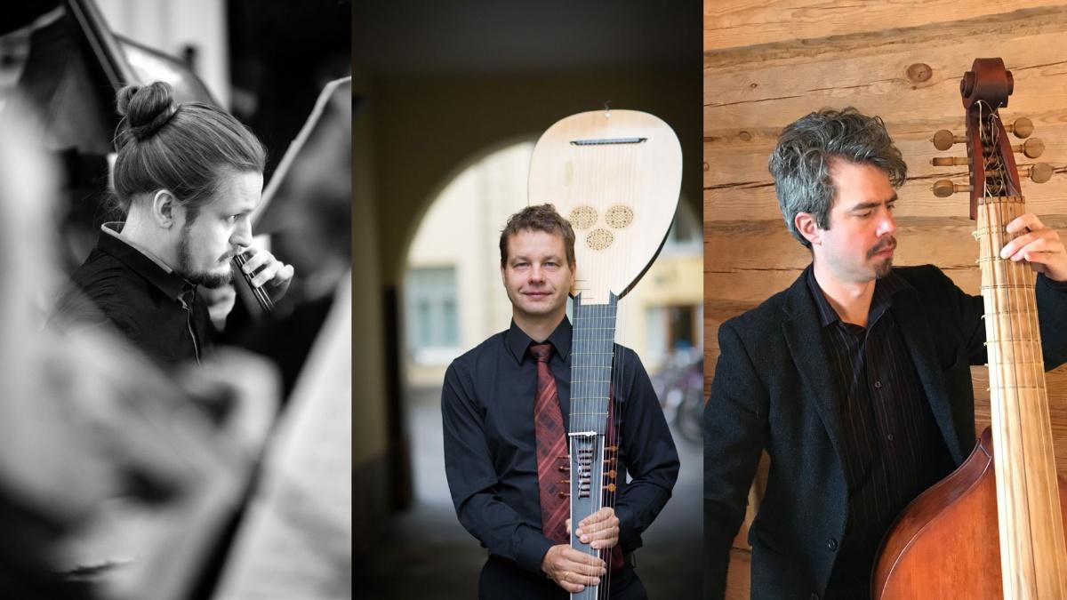Linkki tapahtumaan Café Barock: Violoncello Bolognese