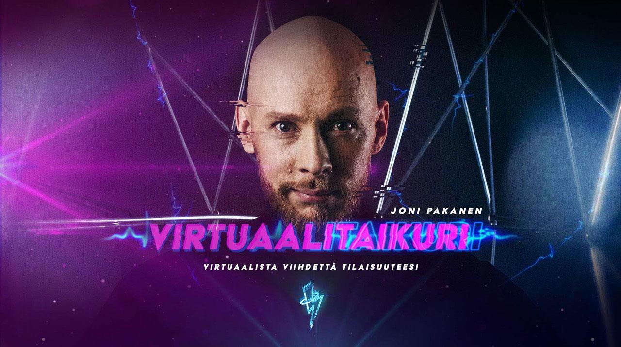 Linkki tapahtumaan Virtuaalinen taikashow