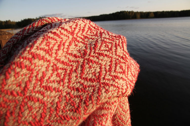 Link to event Pirjo Talvio-Pasanen: Visuvi Scarves