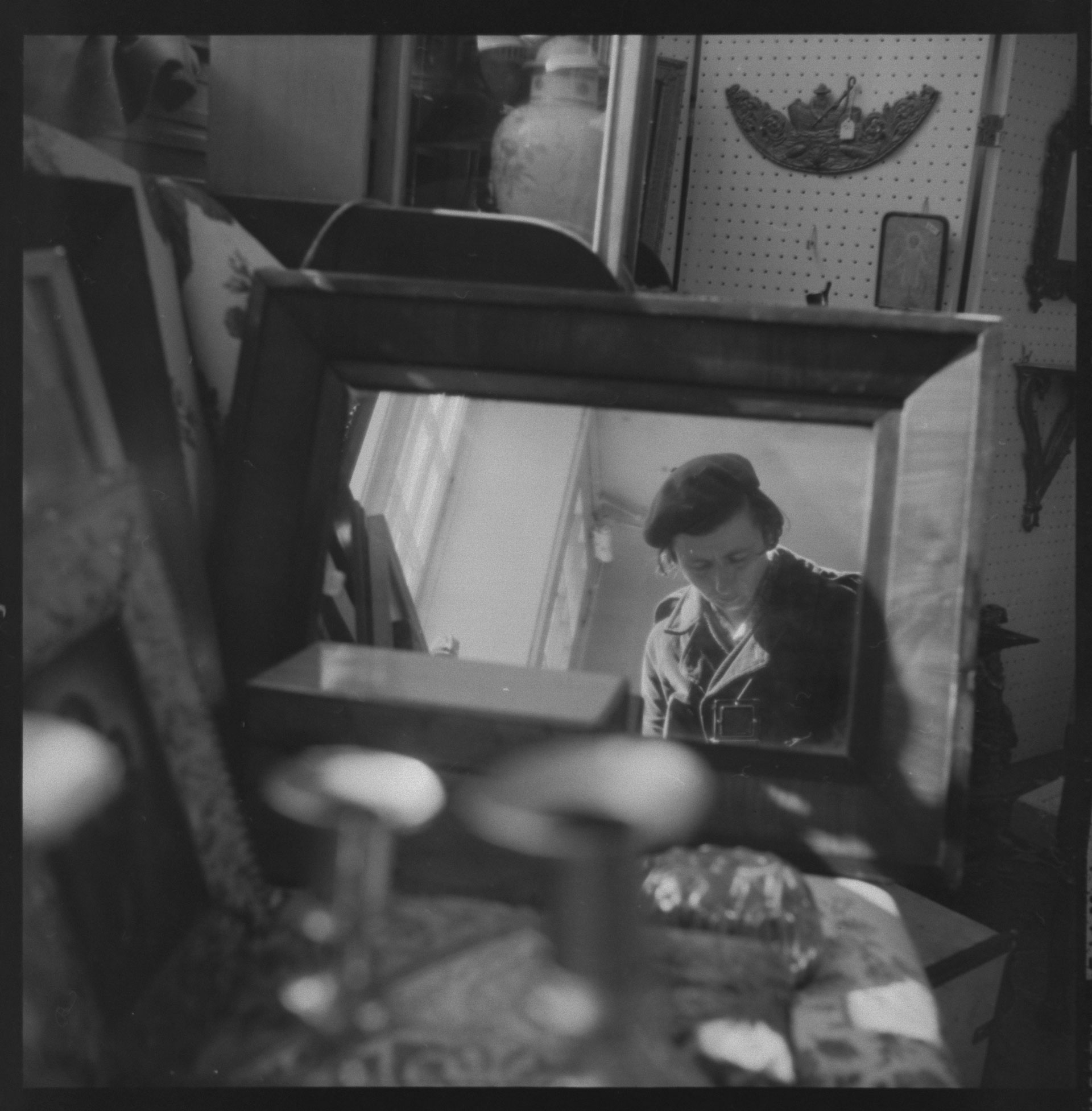 Link to event Closed: Vivian Maier: The Self-Portrait and its Double