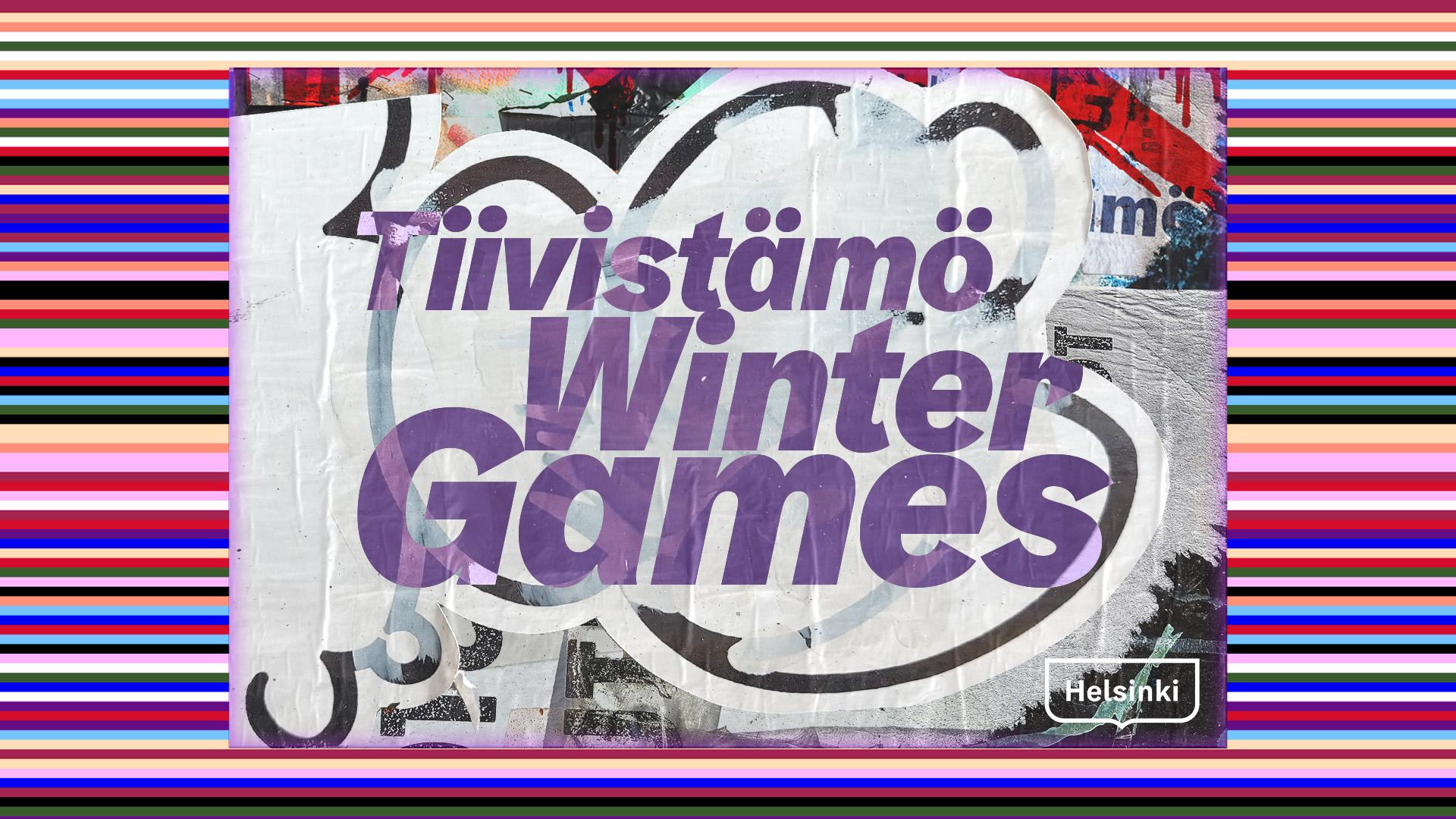 Linkki tapahtumaan Tiivistämö Winter Games - talviloman esports-turnaus