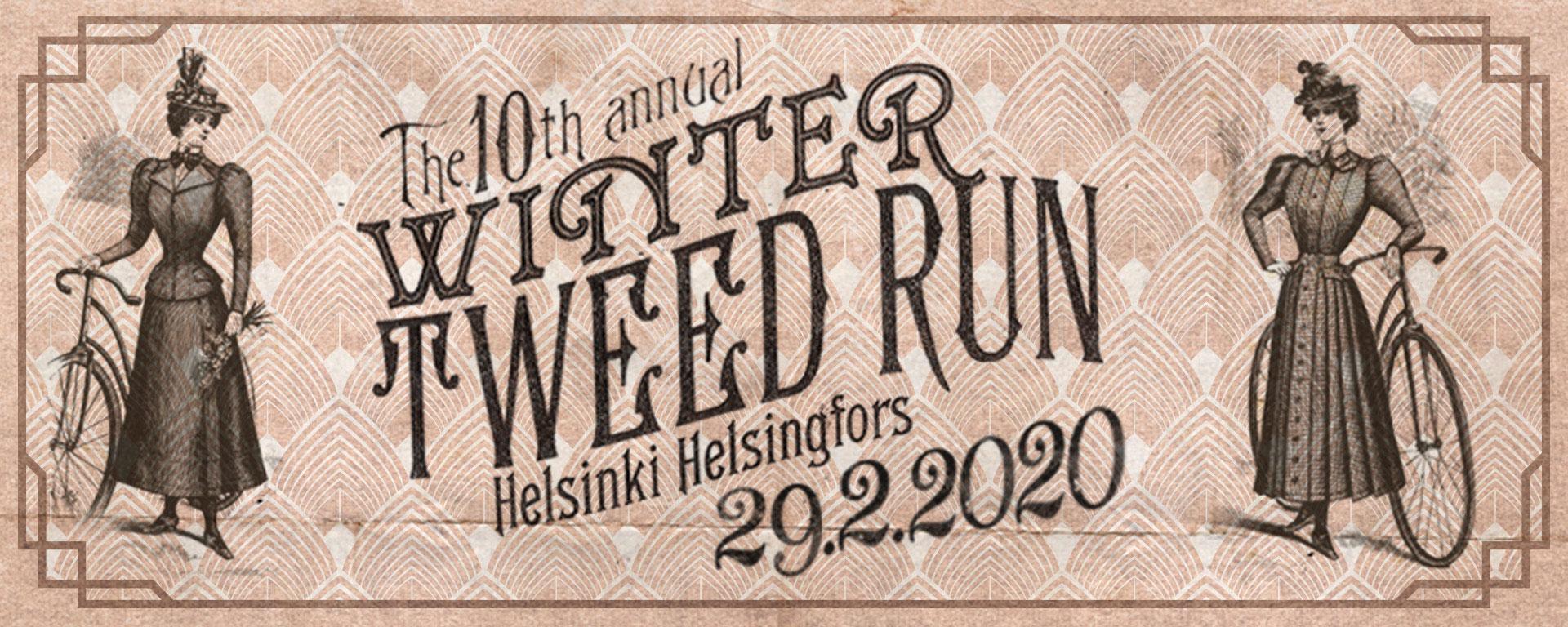 Link to event Winter Tweed Run Helsinki 2020