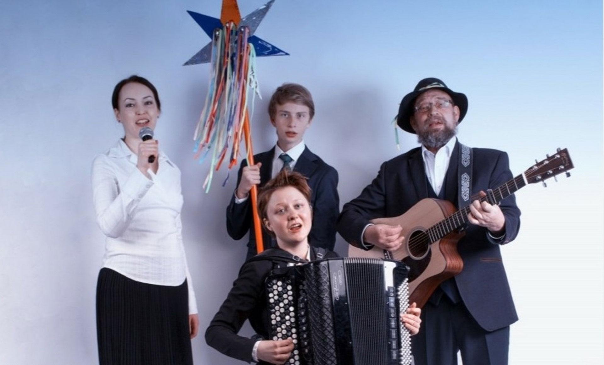 Linkki tapahtumaan Satakieli Singers: Joululauluja maailmalta