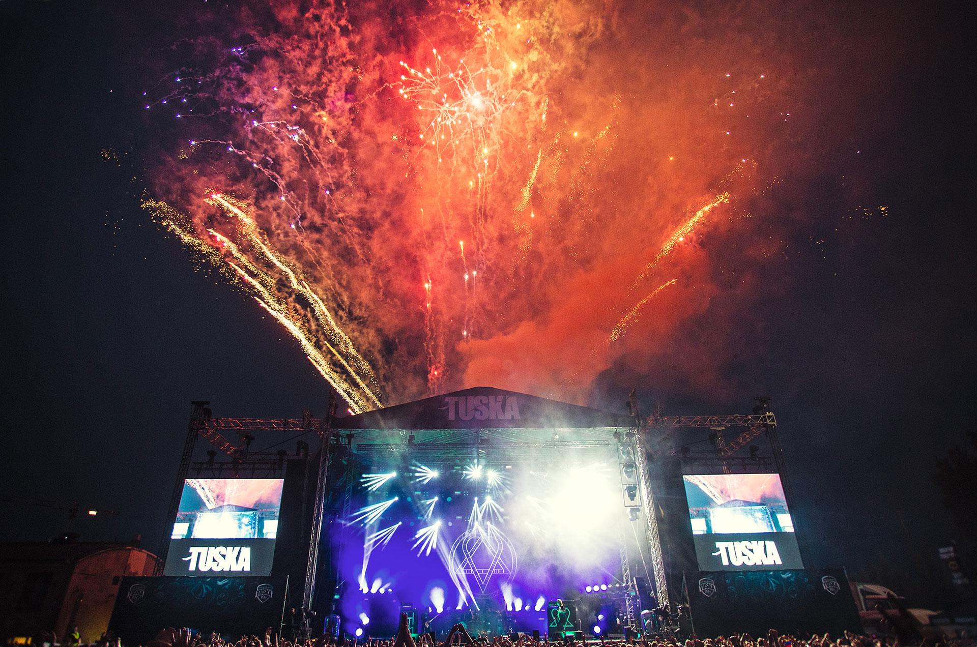 Linkki tapahtumaan Tuska Festival 2022