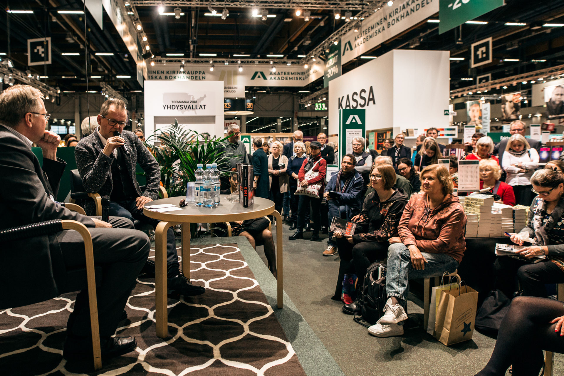 Link to event Helsinki Book Fair 2020 Goes Digital
