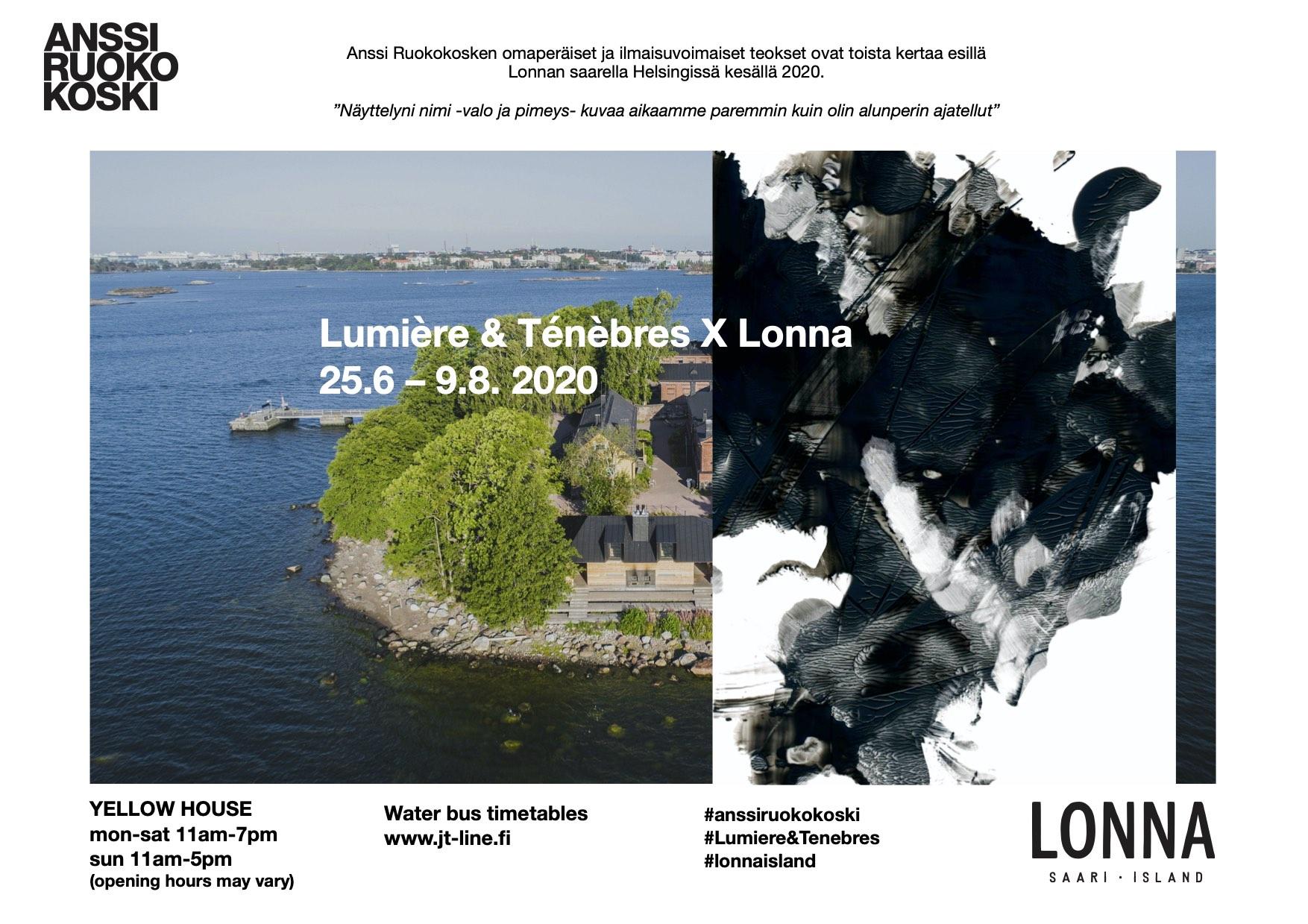 Link to event Lumière & Ténèbres X Lonna