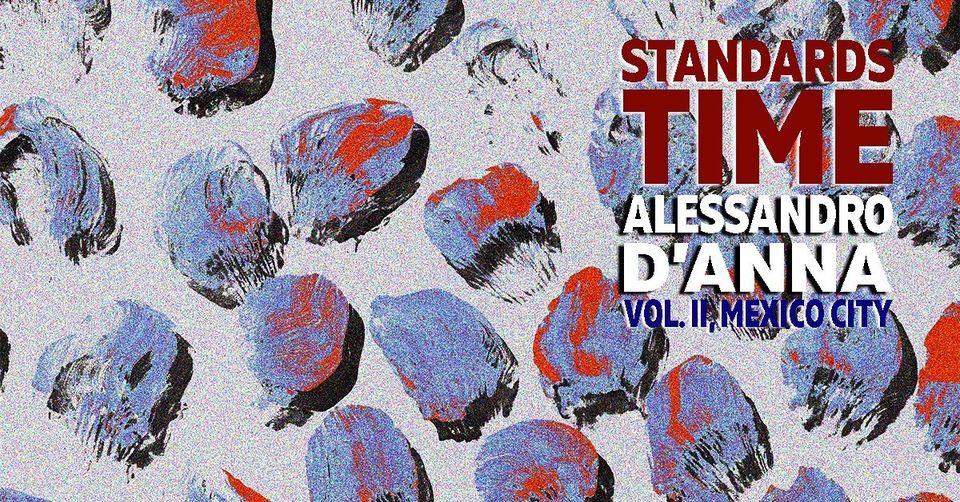 Länken till evenemang SunJazz: Alessandro D'Anna Trio