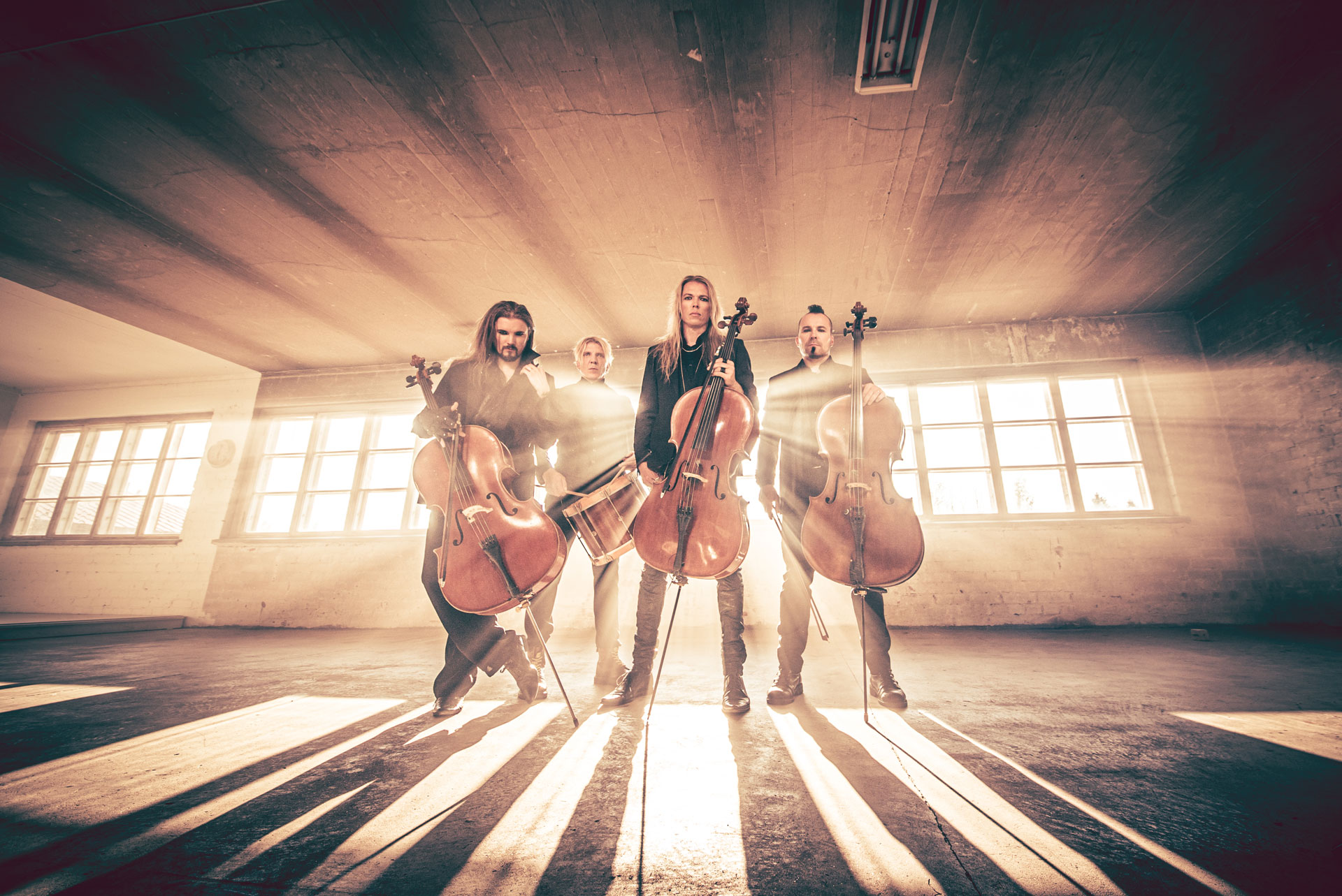Link to event Apocalyptica
