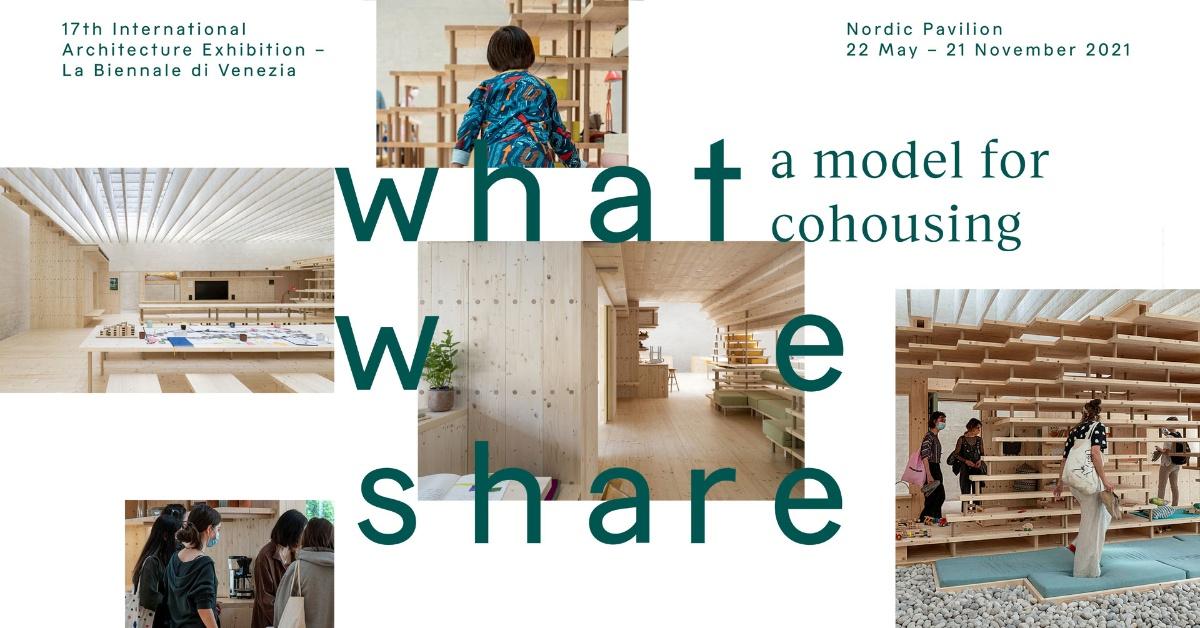 Linkki tapahtumaan Zoom Webinar: What We Share