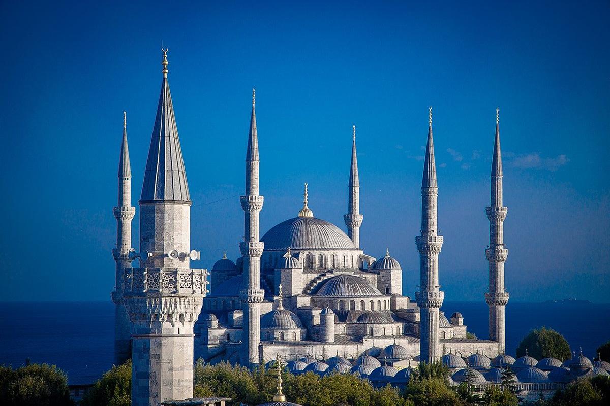 Linkki tapahtumaan Byzantionista Konstantinopoliksi ja Istanbuliksi