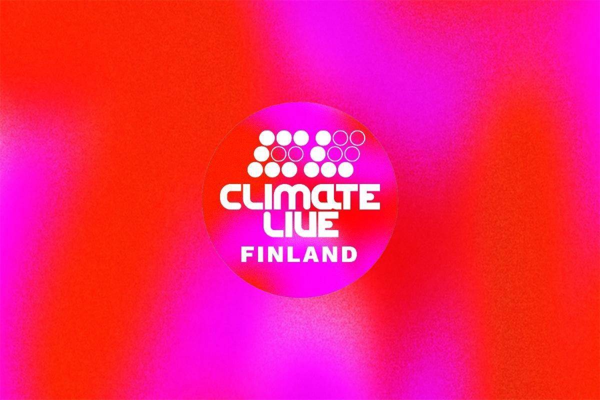 Linkki tapahtumaan Climate Live (STREAM)