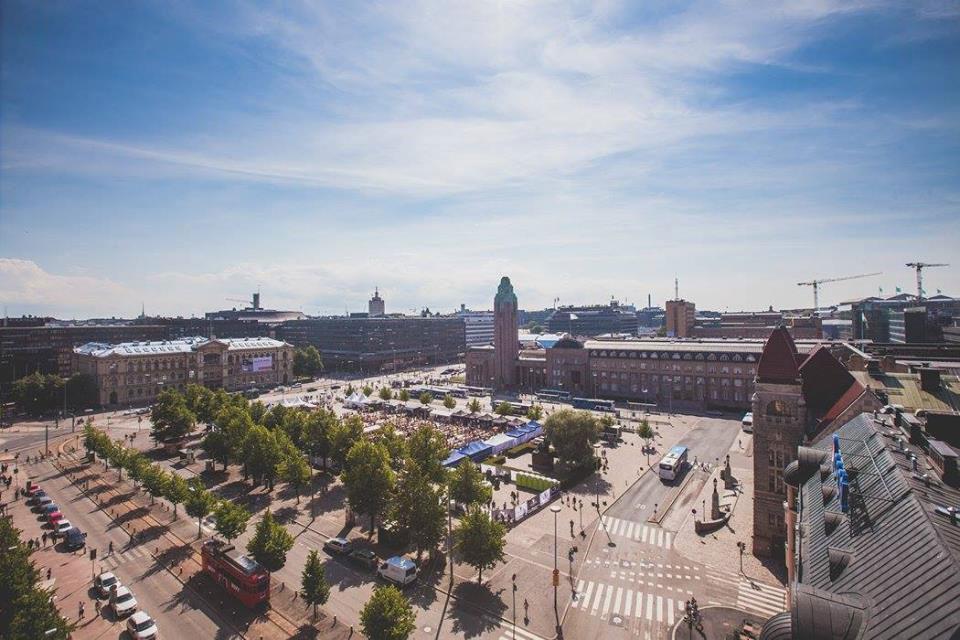 Linkki tapahtumaan Craft Beer Helsinki 2021