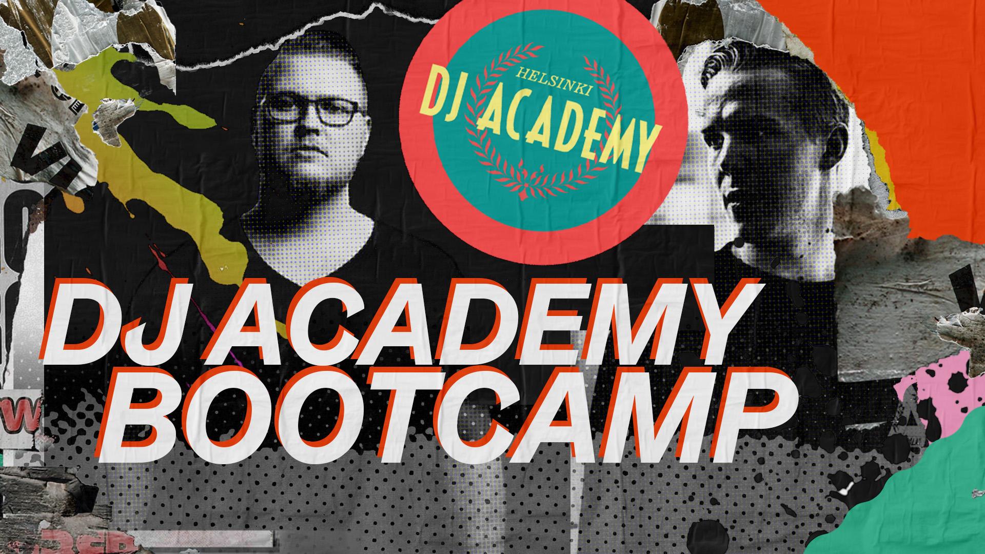 Linkki tapahtumaan DJ Academy Helsinki Bootcamp