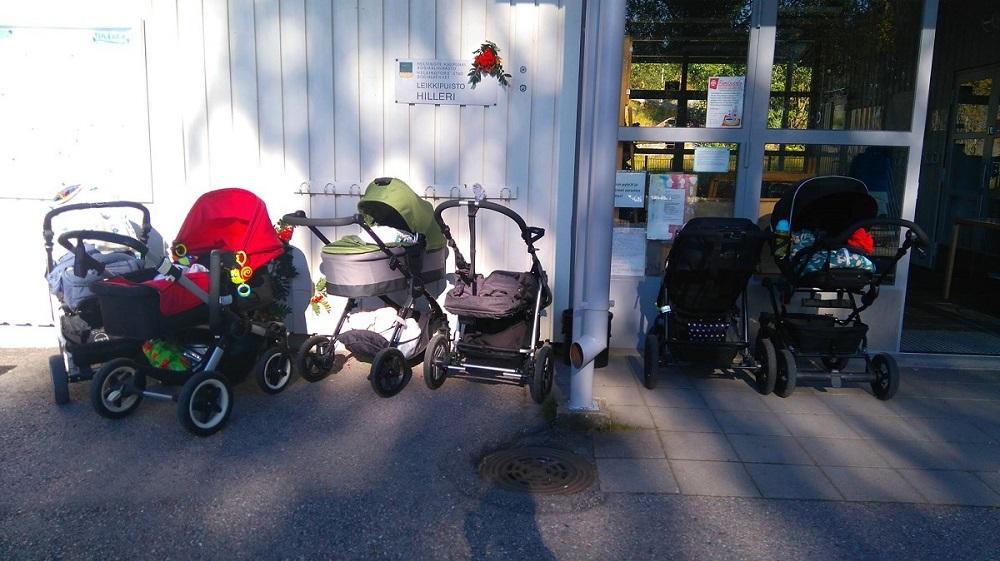Linkki tapahtumaan PERUUTETTU: Vauvatreffit Hillerissä