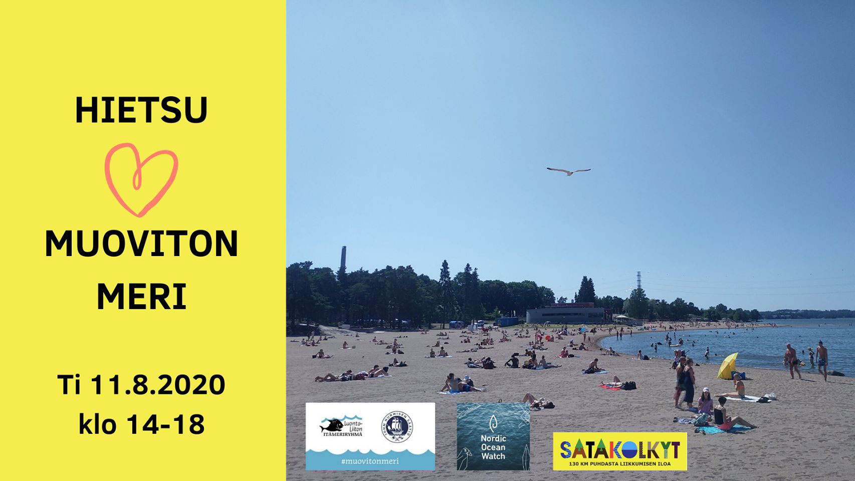 Link to event Hietsu Beach Without Plastic