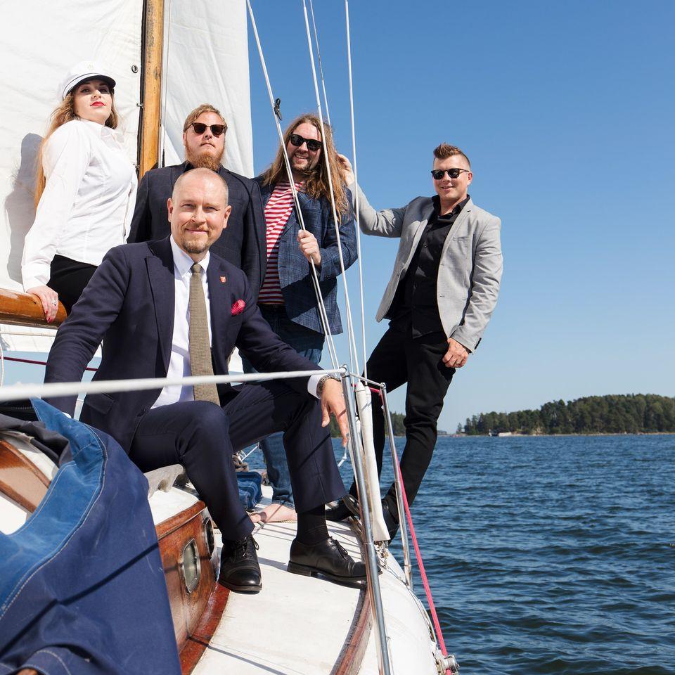 Link to event Jorma Kukko Band feat. Anastasia Eutanasia