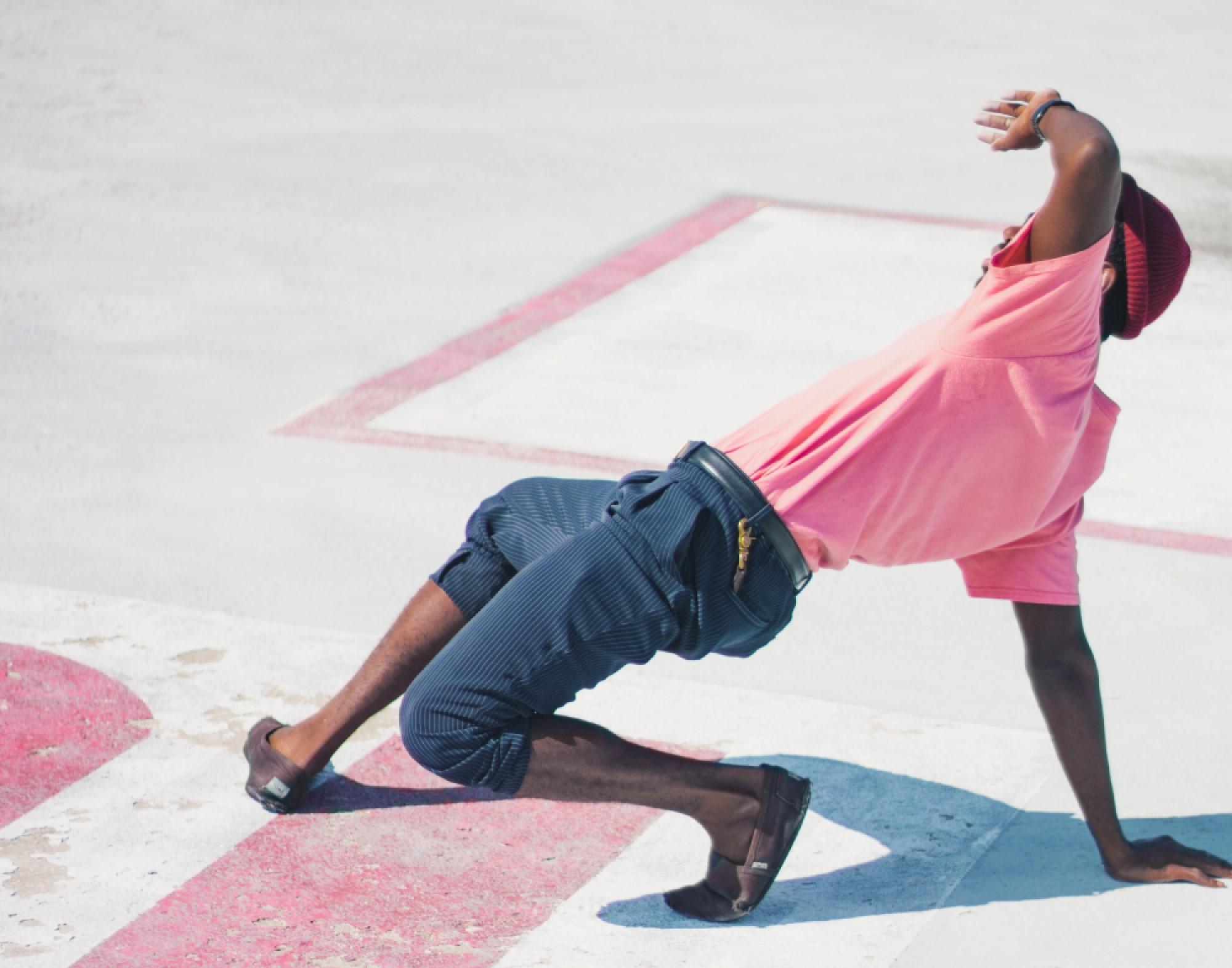 Linkki tapahtumaan Talviloma: Hip hop-tanssikurssi