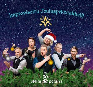 Linkki tapahtumaan Stella Polariksen Improvisoitu Jouluspektaakkeli (Live & Stream)