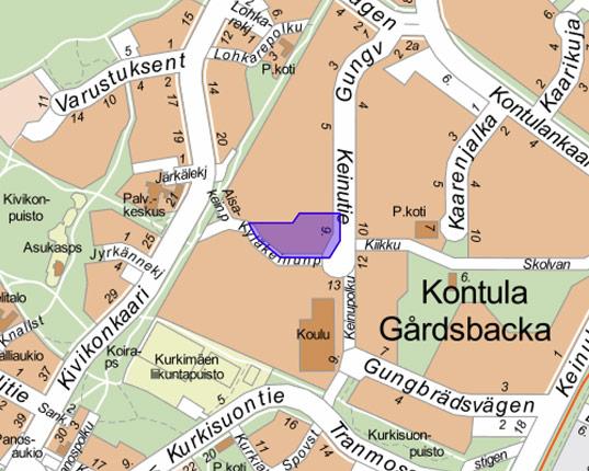 Keinutie 9 N Asemakaavan Muutoksesta Keskustelutilaisuus My Helsinki