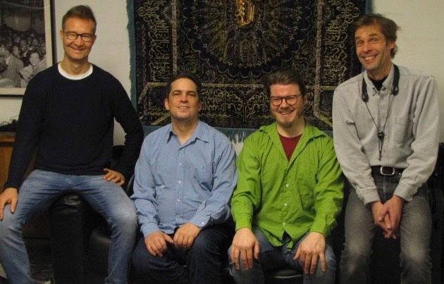 Linkki tapahtumaan SunJazz: Kimmo Salminen Quartet