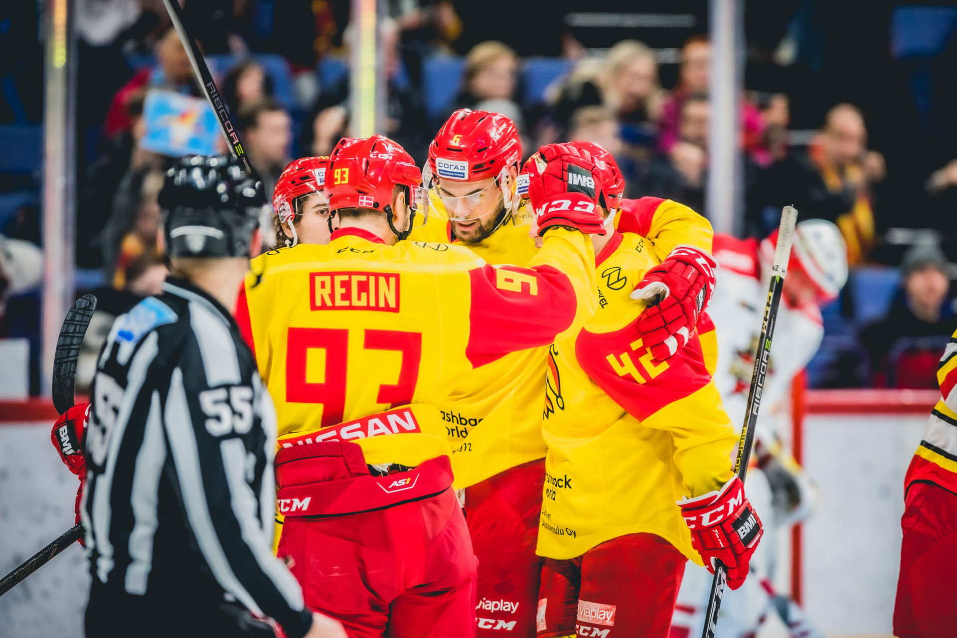 Link to event Jokerit - Metallurg Magnitogorsk