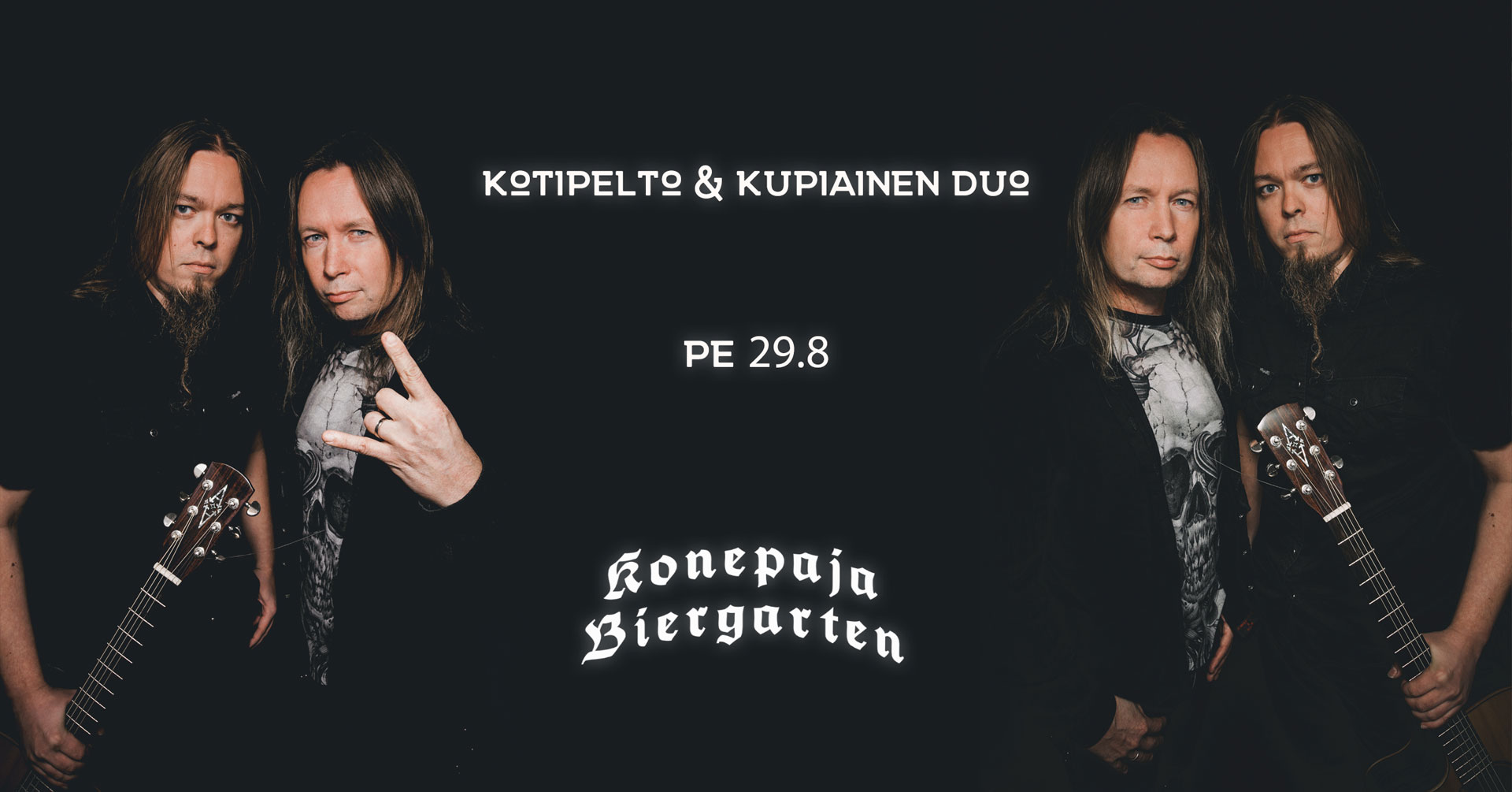 Link to event Kotipelto & Kupiainen Duo