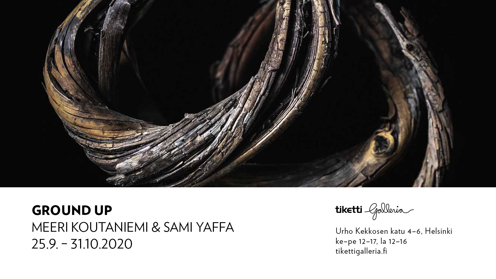 Link to event Meeri Koutaniemi & Sami Yaffa