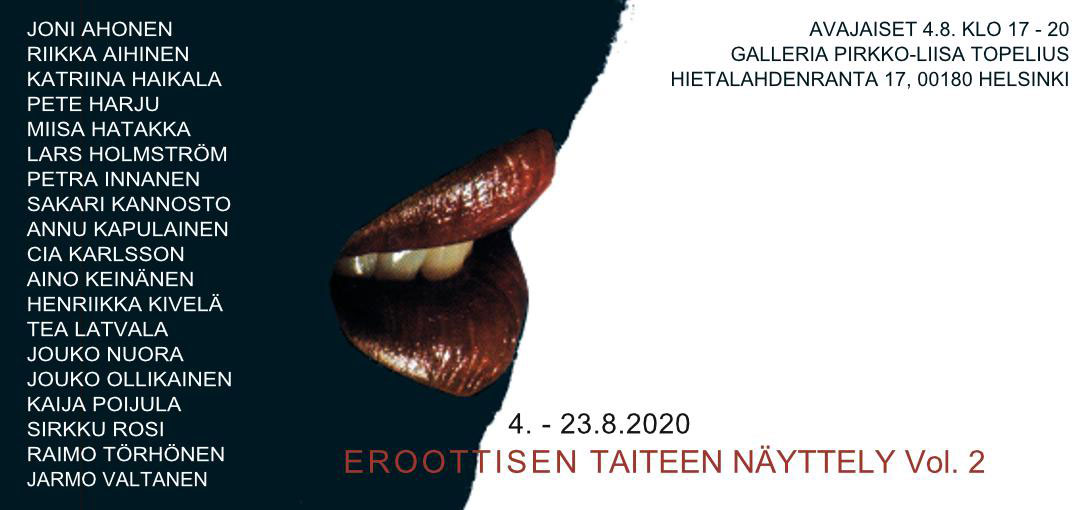 Link to event Exhibition of Erotic Art Vol. 2