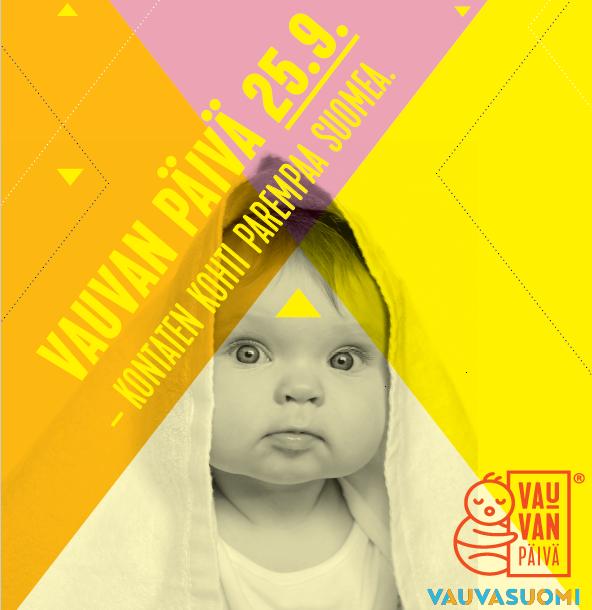 Linkki tapahtumaan Vauvan päivä 25.9. kello 9.30-11.00