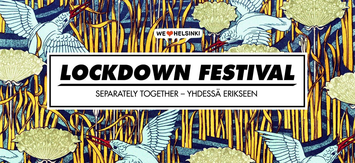 Link to event Lockdown Festival  2020