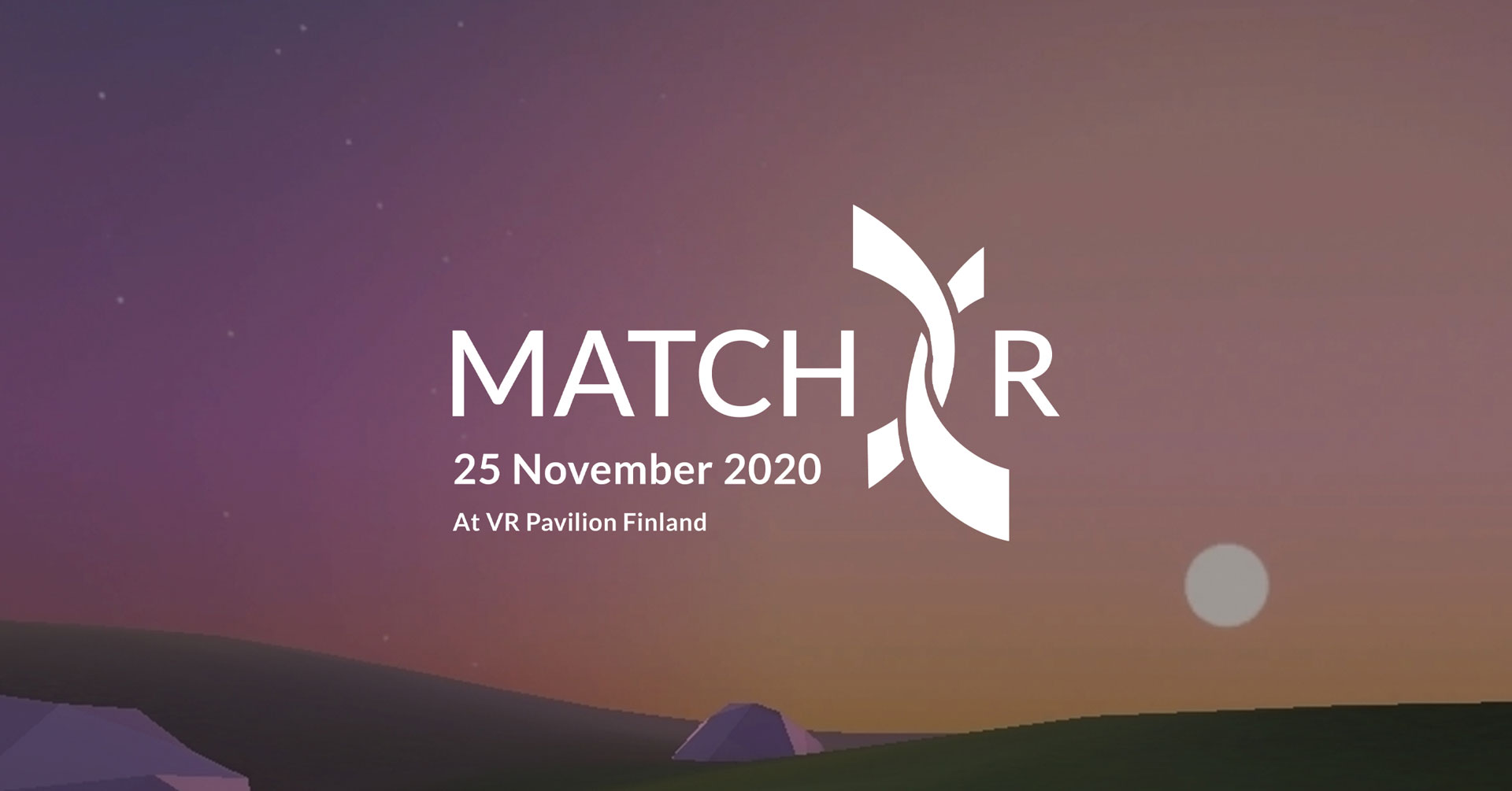 Link to event Match XR 2020