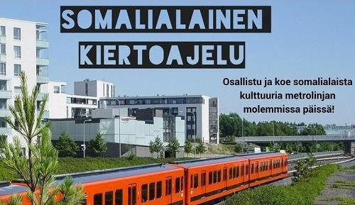 Kiertoajelu Helsinki