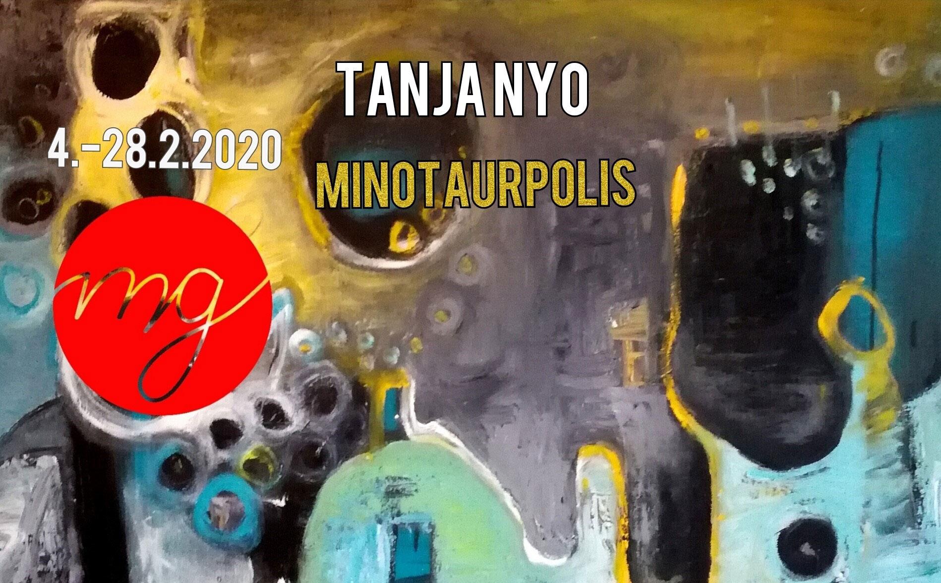 Link to event Tanja Nyo: Minotaurpolis