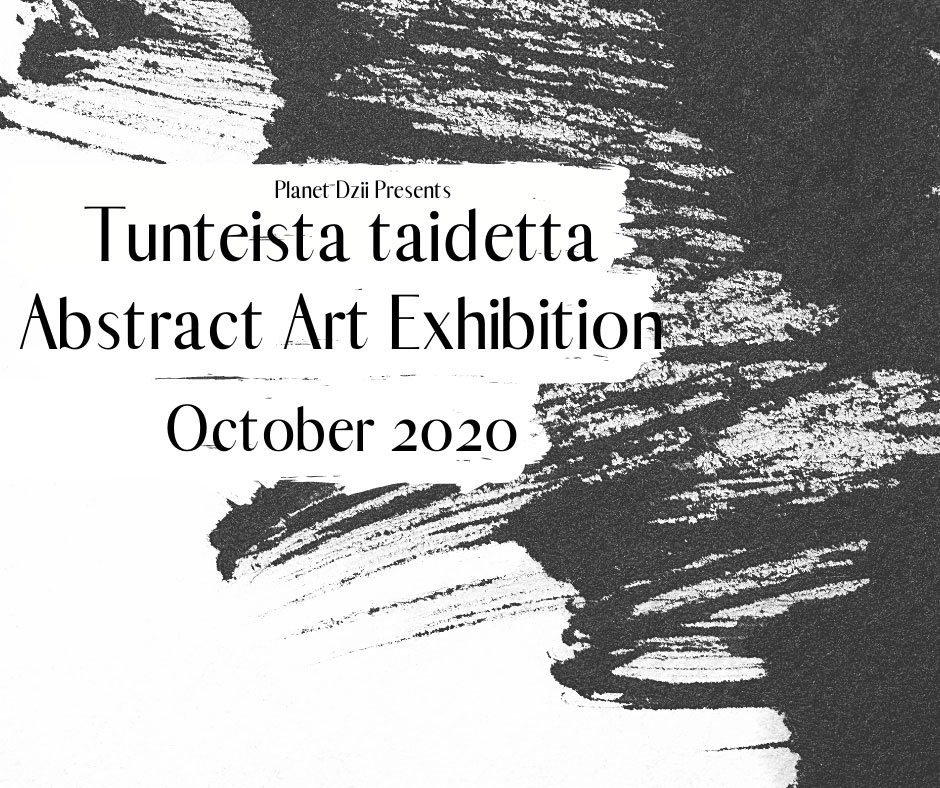 Link to event Tunteista taidetta - Abstract Art Exhibition