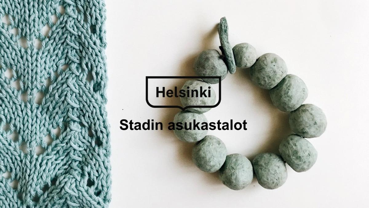 Linkki tapahtumaan Kädentaidot Oulunkylässä - Koru- ja virkkauspaja