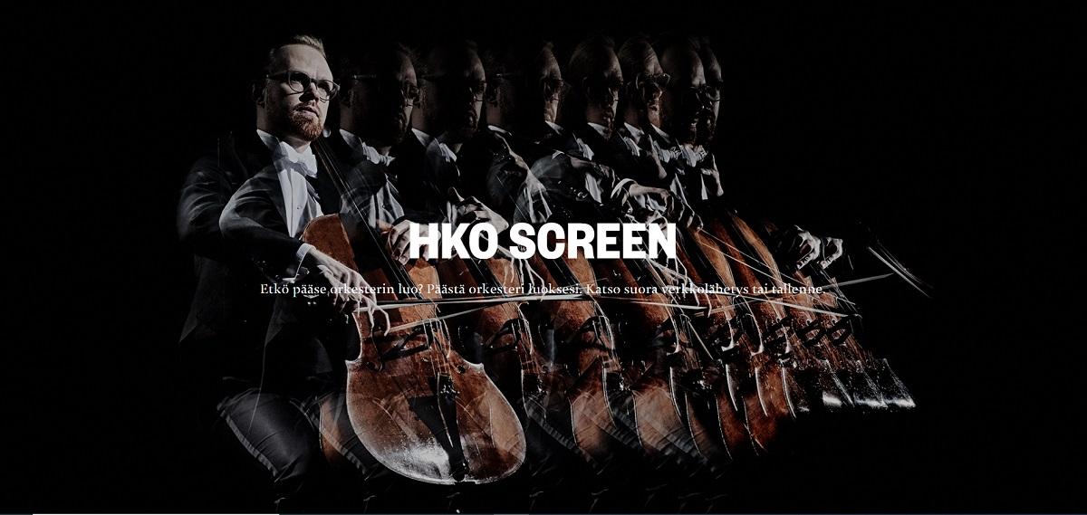 Linkki tapahtumaan Talviloma: Kaupunginorkesterin suorat verkkolähetykset ja tallenteet kaikenikäisille