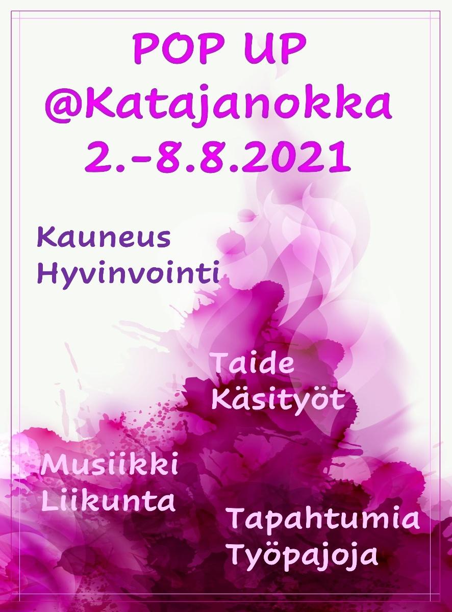 Linkki tapahtumaan Pop up @Katajanokka