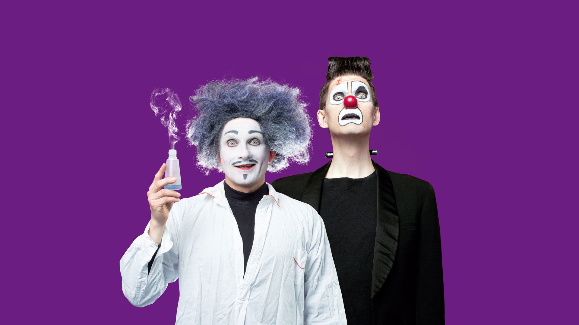 Linkki tapahtumaan Red Nose Company: Frankenstein