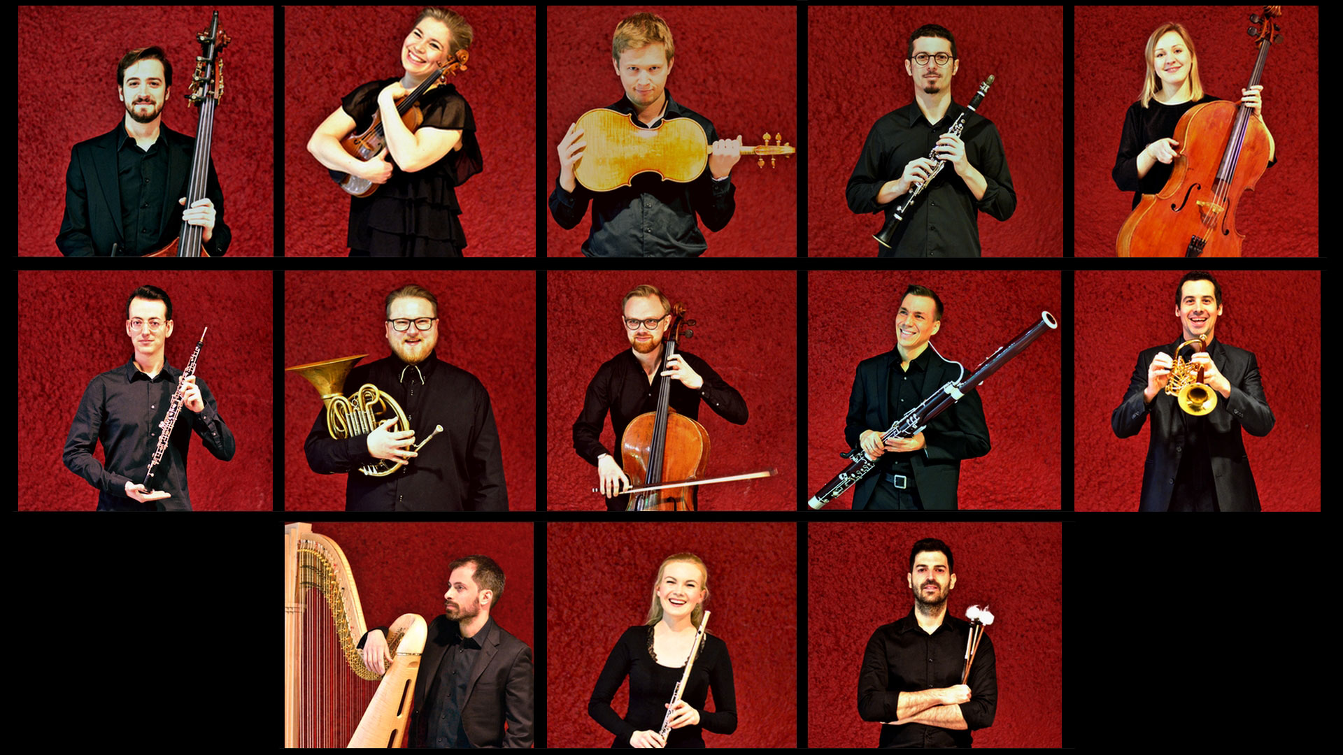Link to event Cancelled: Helsinki Chamber Soloists: Beethoven 250